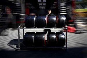 Britanya GP öncesi: Kullanılan/kullanılmayan lastikler