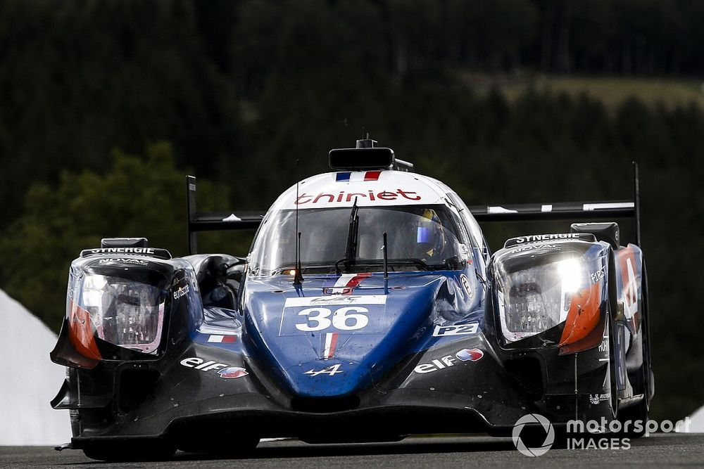 Alpine confirma su ingreso a la cima del WEC en 2021