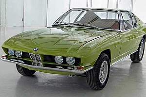Ez a BMW 2800 GTS mutatja meg, hogy nem kell gigászi hűtőrács egy jóképű autóhoz