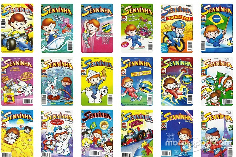 Social Comics e Senninha liberam todos os quadrinhos de graça