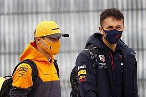 Prihatin dengan Albon, Norris Berharap Sahabatnya Cepat Kembali ke F1