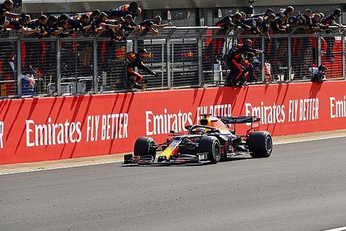 Fotogallery F1: il trionfo di Verstappen al GP 70° Anniversario