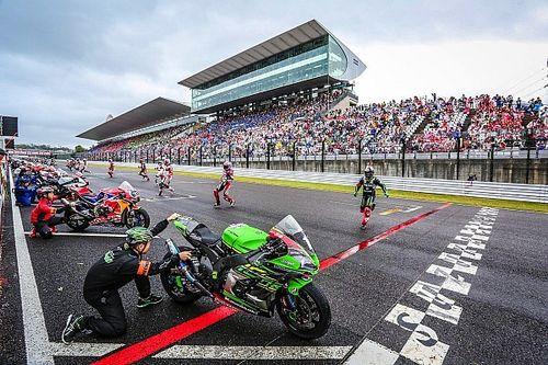 В Японии прошел мотогоночный марафон «8 часов Сузуки». Что там было интересного?