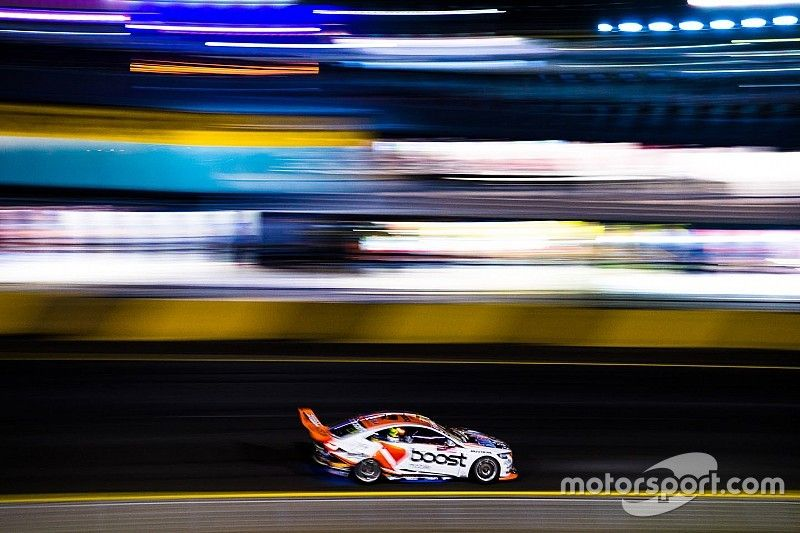 Supercars drivers react to 'million miles per hour' night session
