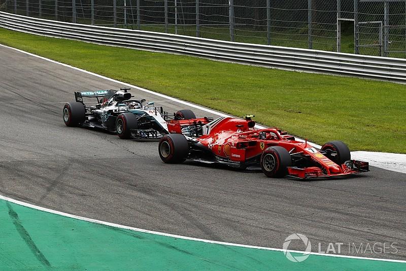 """La delusione di un eroico Räikkönen: """"Gomme durate poco, impossibile resistere ad Hamilton"""""""