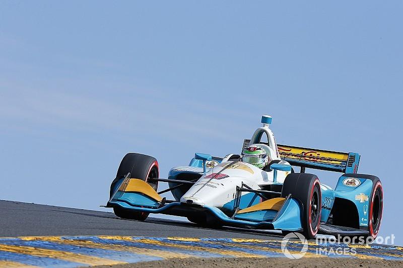 GALERÍA: imágenes del primer día de Patricio O'Ward en IndyCar
