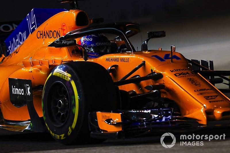 """Alonso ziet rally's niet als optie: """"Niet het talent voor"""""""