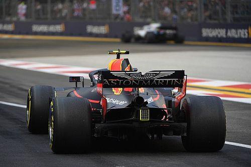 Red Bull busca una solución en mapas de motor para la carrera