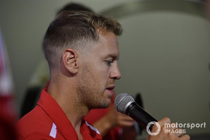 """Vettel analisa: """"O maior inimigo sou eu mesmo"""""""