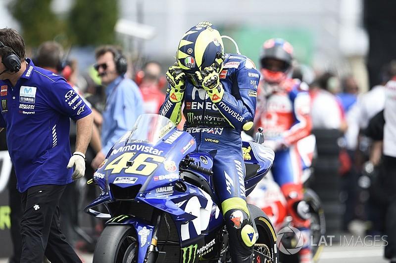 """Rossi: """"Mejoraremos en función de las ganas que tenga Yamaha de ganar"""""""