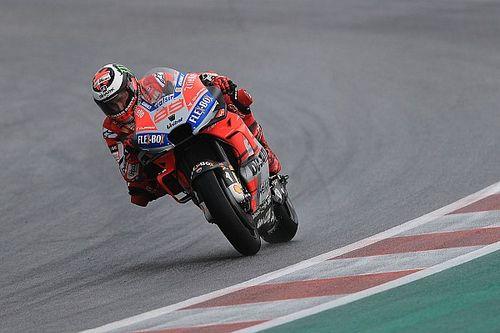 """Agostini: """"Me gustaría volver a ver a Lorenzo con Ducati"""""""