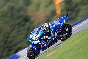 Iannone beschuldigt Suzuki van bevoordelen Rins