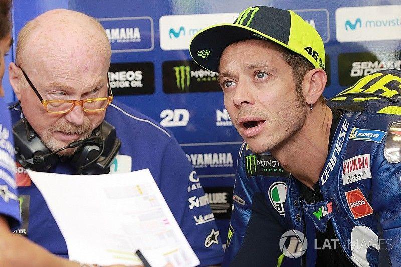 Rossi recluta un ingeniero ex de Ducati para descifrar la centralita única