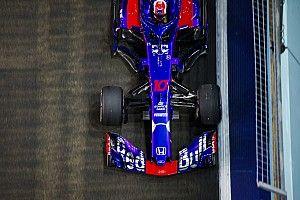 Toro Rosso привезет в США новое переднее крыло и доработанное днище