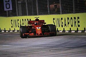 Derrota da Ferrari começou na classificação, diz Raikkonen