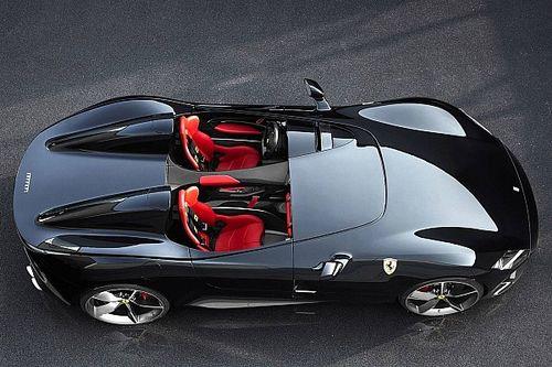 Verstappen, 1.6 milyon euro'ya Ferrari satın aldı!