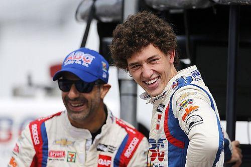 Em 2º ano na Indy, Leist destaca evolução, amizade com Tony e diz: 'Ainda não é o momento de vencer corrida'