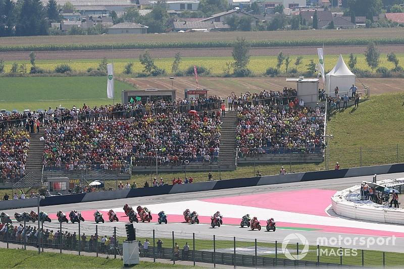 MotoGP: Veja os horários do GP da Áustria neste fim de semana