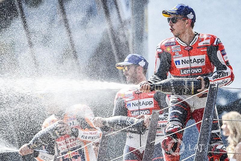 Les plus belles photos de la course du GP d'Autriche