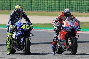 Rossi: Yamaha pode considerar mudança de configuração de motor