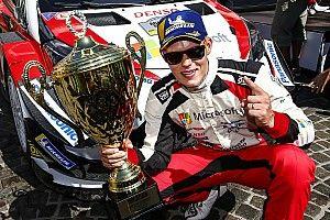 WRC Jerman: Tanak menang, Ogier kuasai power stage