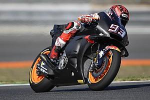 Paket baru Honda untuk Marquez
