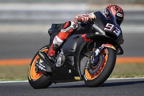 """Marquez """"solved problems"""" from recent races in test"""