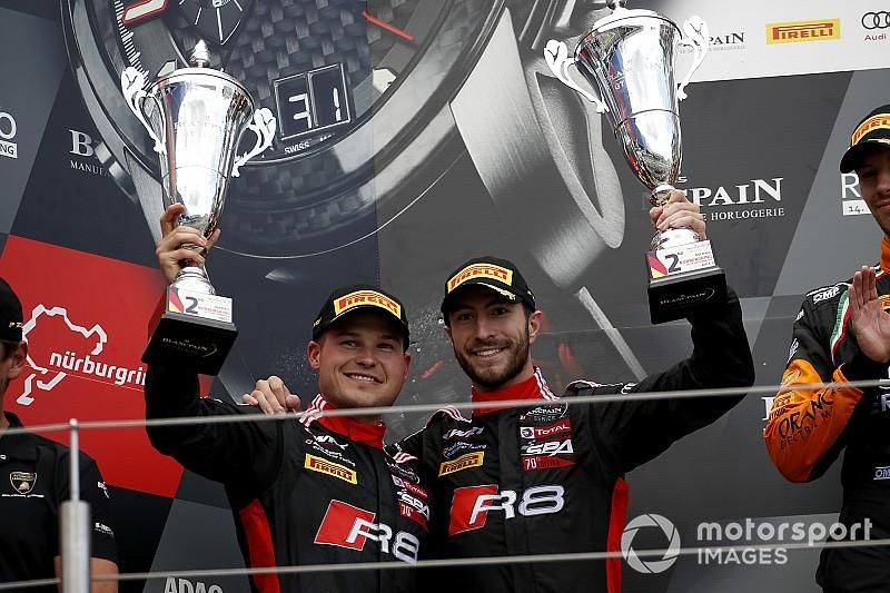 Mies and Riberas inherit Nurburgring Blancpain win