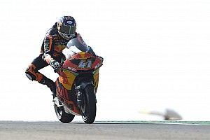 Binder logra en Motorland su primera pole en Moto2