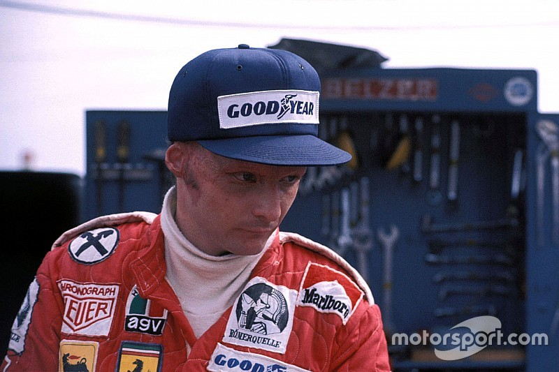 """Piola on Lauda: """"He was a different person"""" after '76 crash"""