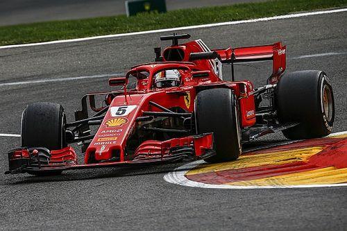 FP3 GP Belgia: Vettel unggul 0,063 detik dari Raikkonen