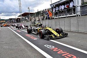Sainz et Vandoorne pénalisés sur la grille à Spa