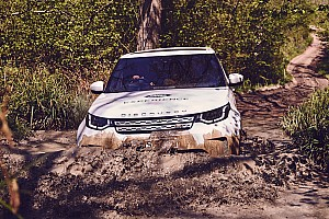 Adv: Inschrijving unieke Land Rover Experience geopend