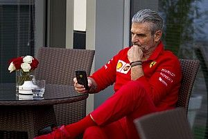 Arrivabene: Ferrari'de kalacağım