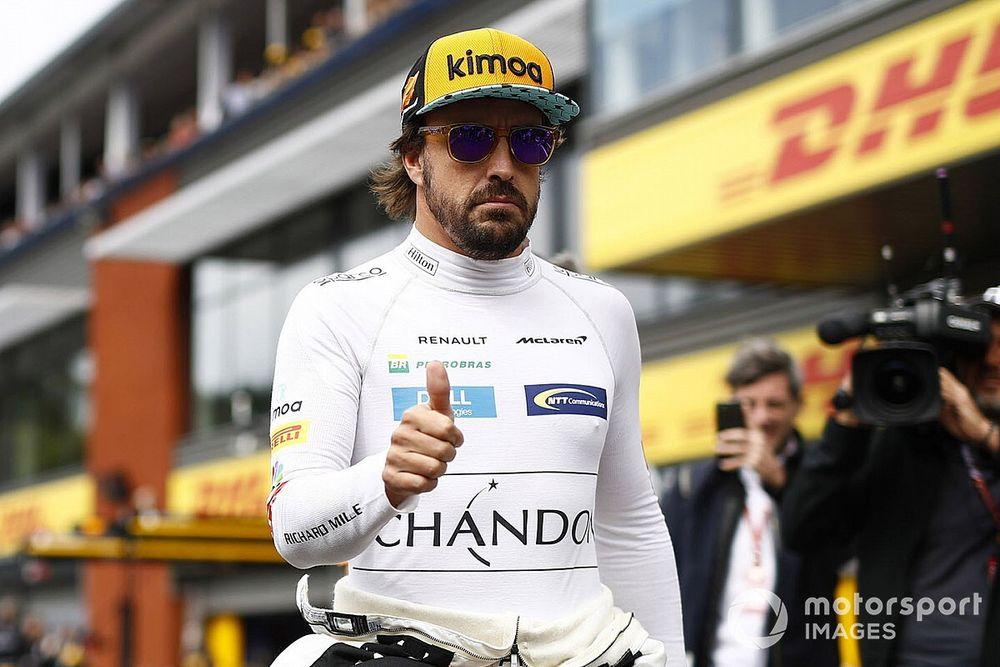 El presidente de la F1 lamenta pero entiende la marcha de Alonso