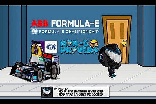 Vídeo: el 'mini' adiós a una generación de coches y el título de Audi en Fórmula E