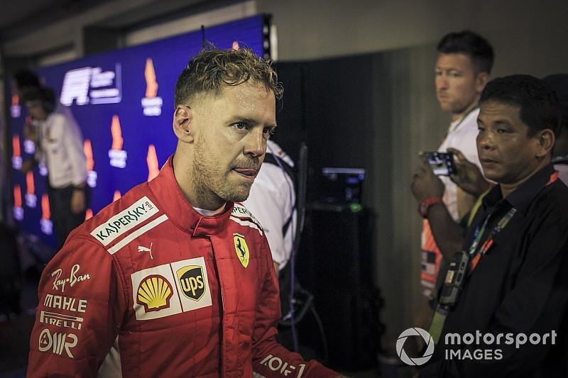 """Vettel gesteht vor Sotschi-Pflichtsieg: """"Nicht mehr ganz in unserer Hand"""""""