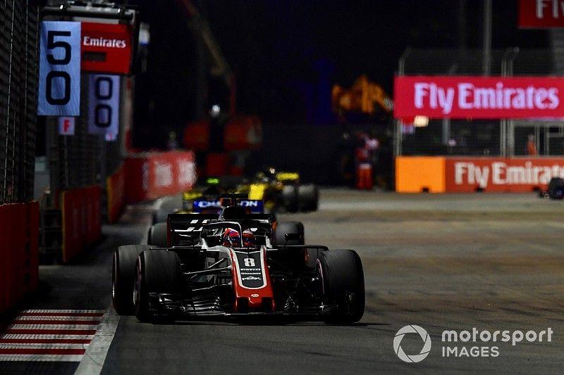 La FIA no ve necesario cambiar las reglas de banderas azules