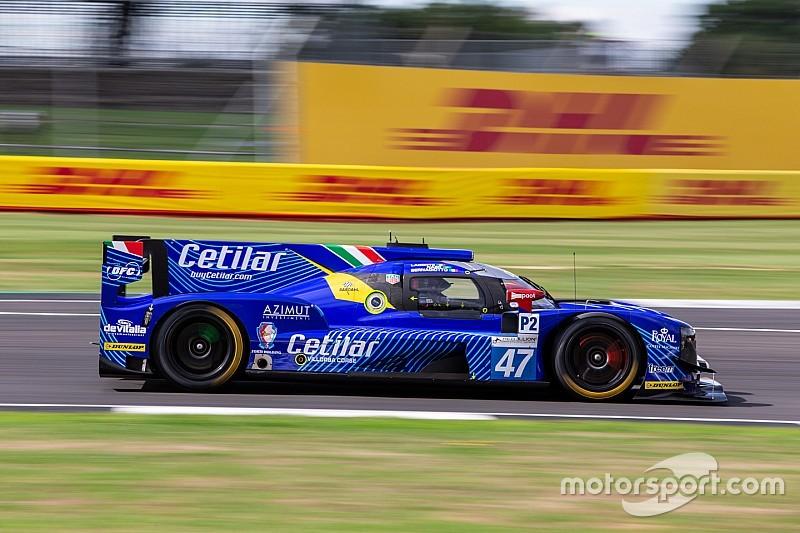 Il team Cetilar Villorba Corse finisce la 4 Ore di Silverstone nonostante alcuni problemi tecnici