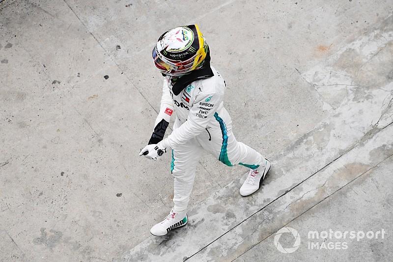 Wolff: Hamilton'ın motive kalması harika!
