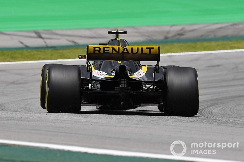 "Renault making ""strong progress"" with 2019 F1 car"