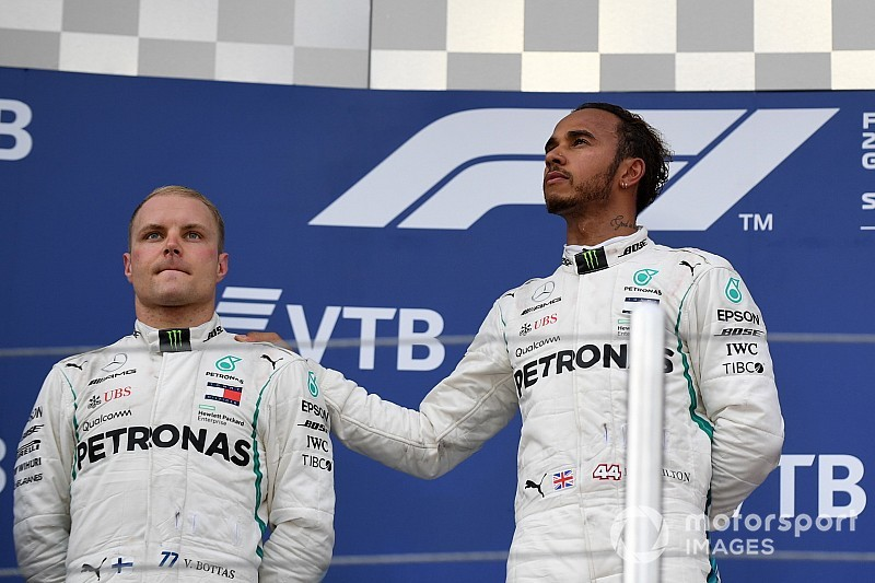 The role Bottas hates but must embrace