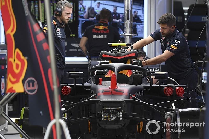 A Red Bull a több sebből vérző Ferrarit támadná Japánban