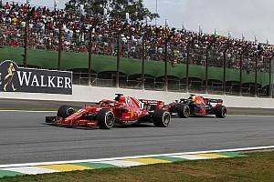Ferrari ungkap penyebab Vettel tak kompetitif di Brasil