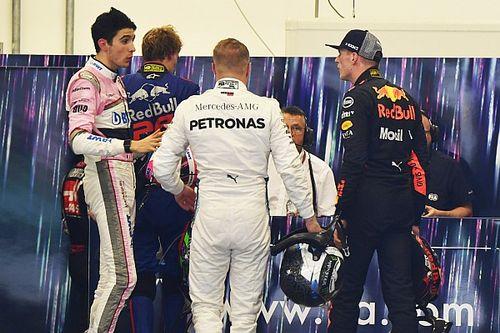 Las mejores historias de 2018, #7: Verstappen y Ocon se enfrentan en Brasil