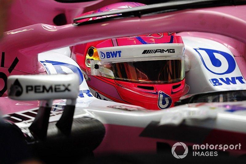 Окон объяснил решение Force India пожертвовать проходом в Q3