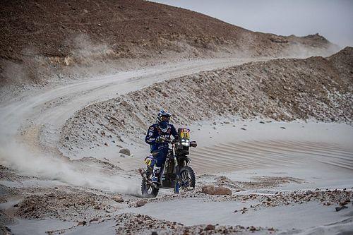 2019 Dakar 5. etap: Sunderland dramatik şekilde en hızlısı
