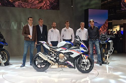 Sykes, 2019'da BMW ile yarışacak