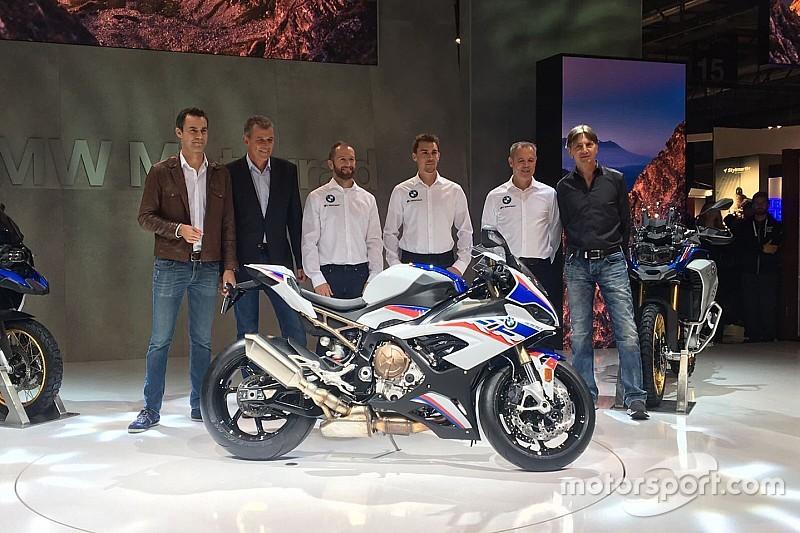 Sykes y Reiterberger, los elegidos en el regreso oficial de BMW al WorldSBK