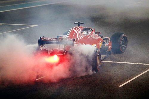 Ferrari: Abu Dhabi insegna che c'è stato fumo, ma anche tanto arrosto